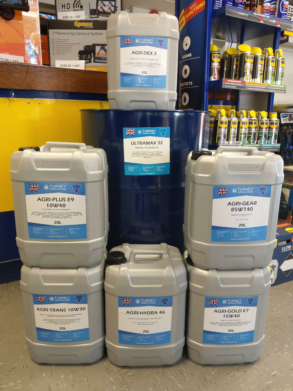 Turney Agrishield Lubricants - Turney Group